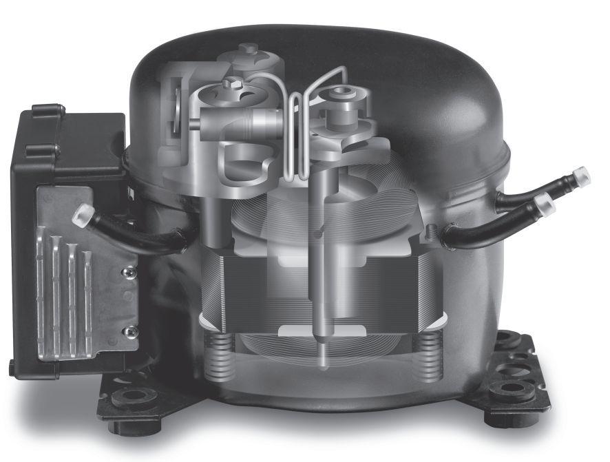Køleskabskompressor