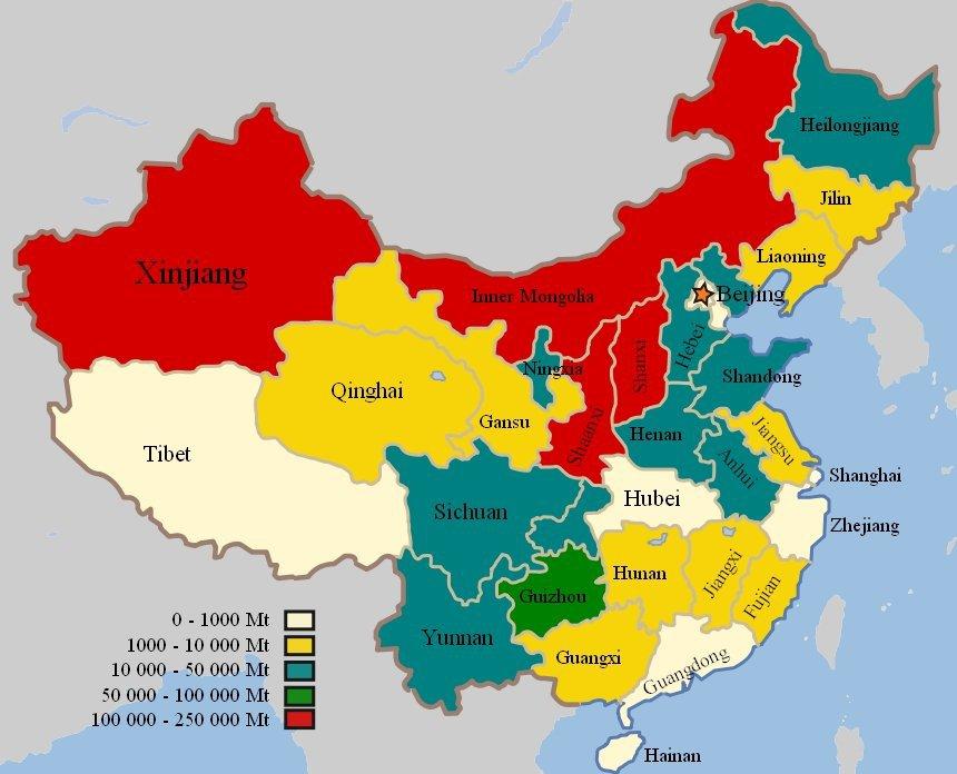 Kina Udvider Produktionen Af Fossile Braendsler